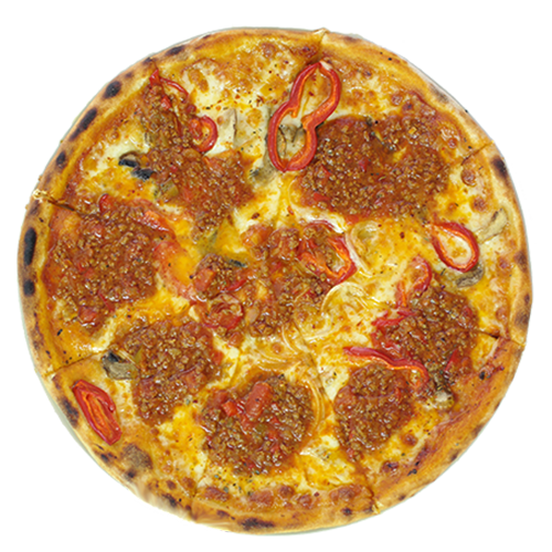 pizzawithbolognesesauce